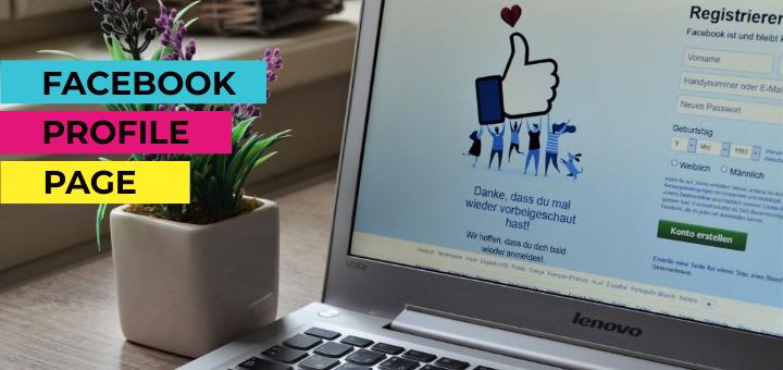 Facebook Profile Account Personal Account Business Page فیسبوک حساب شخصی اکانت شخصی صفحه تجاری کسب و کار محمود بشاش تورنتو کانادا