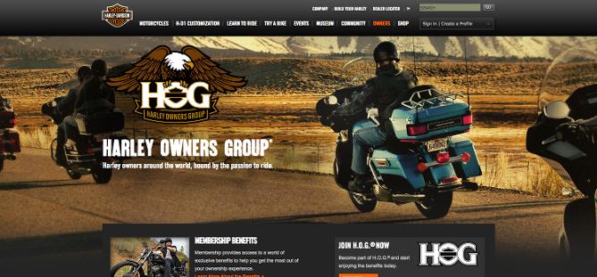 Harley Owners Group Harley Davidson