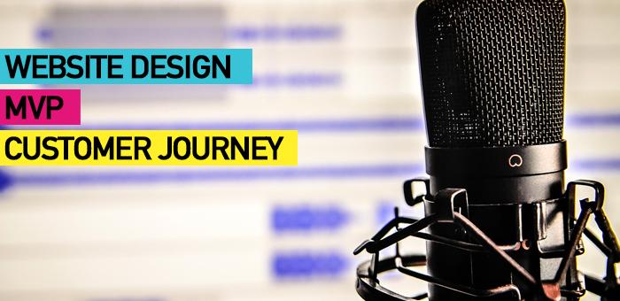 website design MVP Customer Journey podcast Mahmood Bashash محمود بشاش پادکست طراحی وب سایت