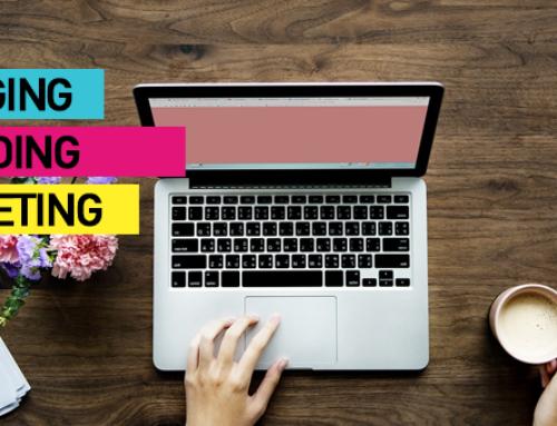 استراتژی وبلاگ نویسی برای کسب و کارهای کوچک