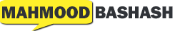 محمود بشاش کارشناس دیجیتال مارکتینگ و طراح سایت لوگو